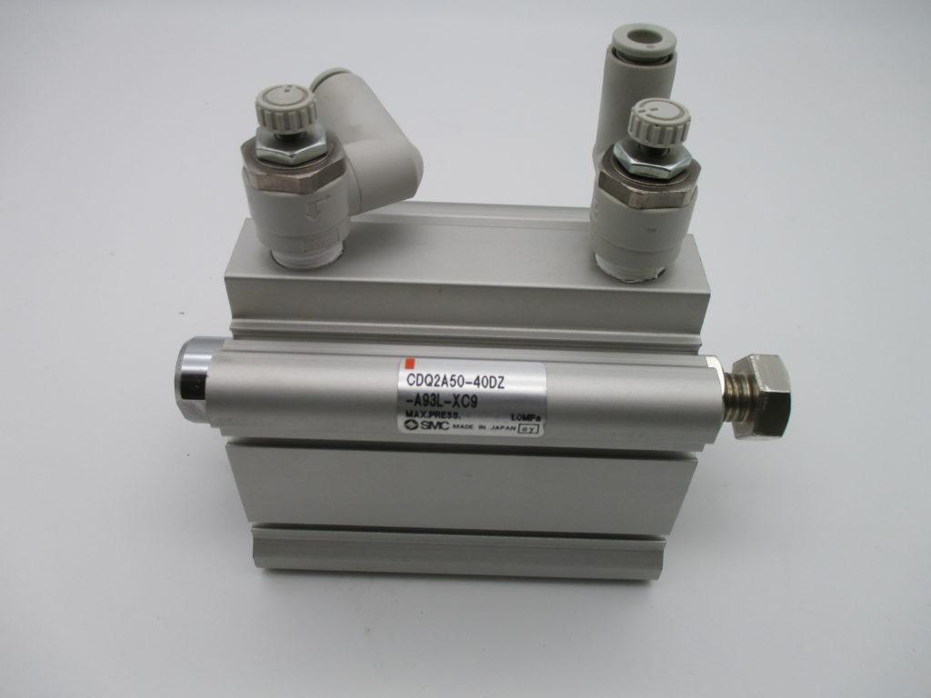 薄型シリンダー - [CDQ2A50-40DZ-A93L-XC9]イメージ