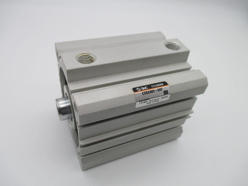 薄型シリンダー - [CDQ2A63-50D]イメージ