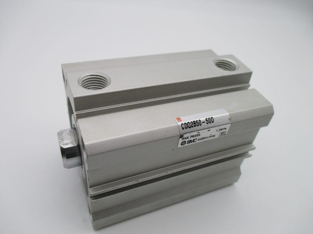 薄型シリンダー - [CDQ2B50-50D]イメージ