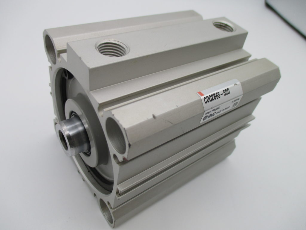 薄型シリンダー - [CDQ2B63-50D]イメージ