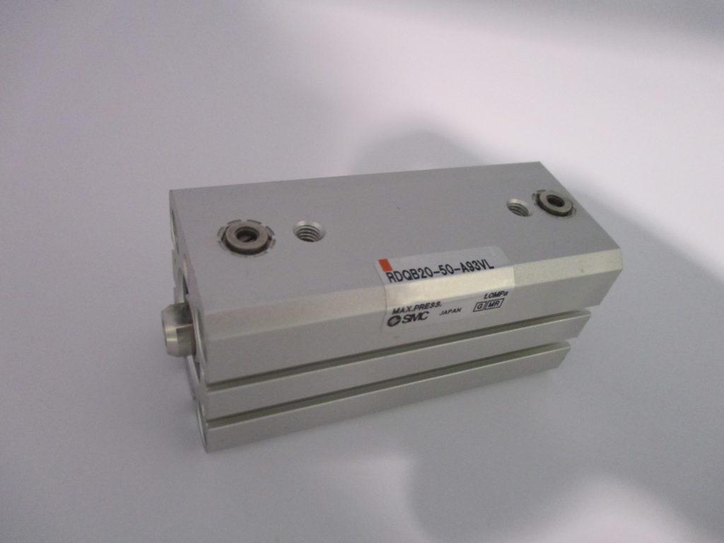 エアクッション付薄型シリンダー - [RDQB20-50-A93VL]イメージ