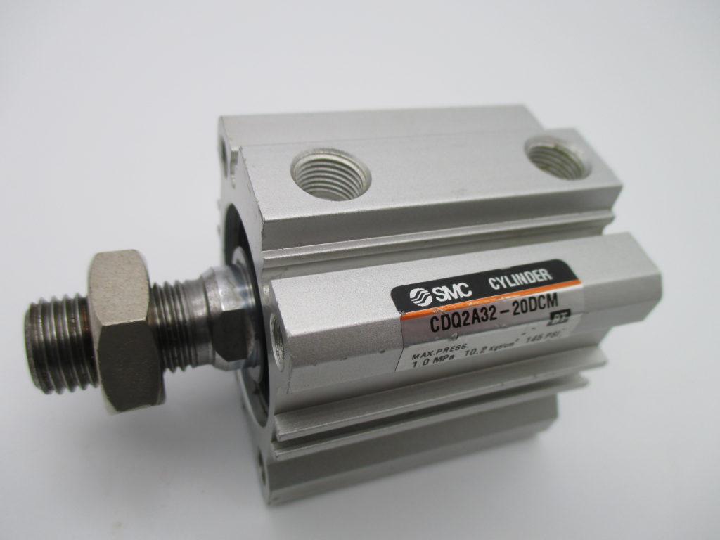 薄型シリンダー - [CDQ2A32-20DCM]イメージ