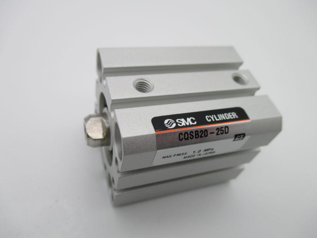 薄型シリンダー - [CQSB20-25D]イメージ