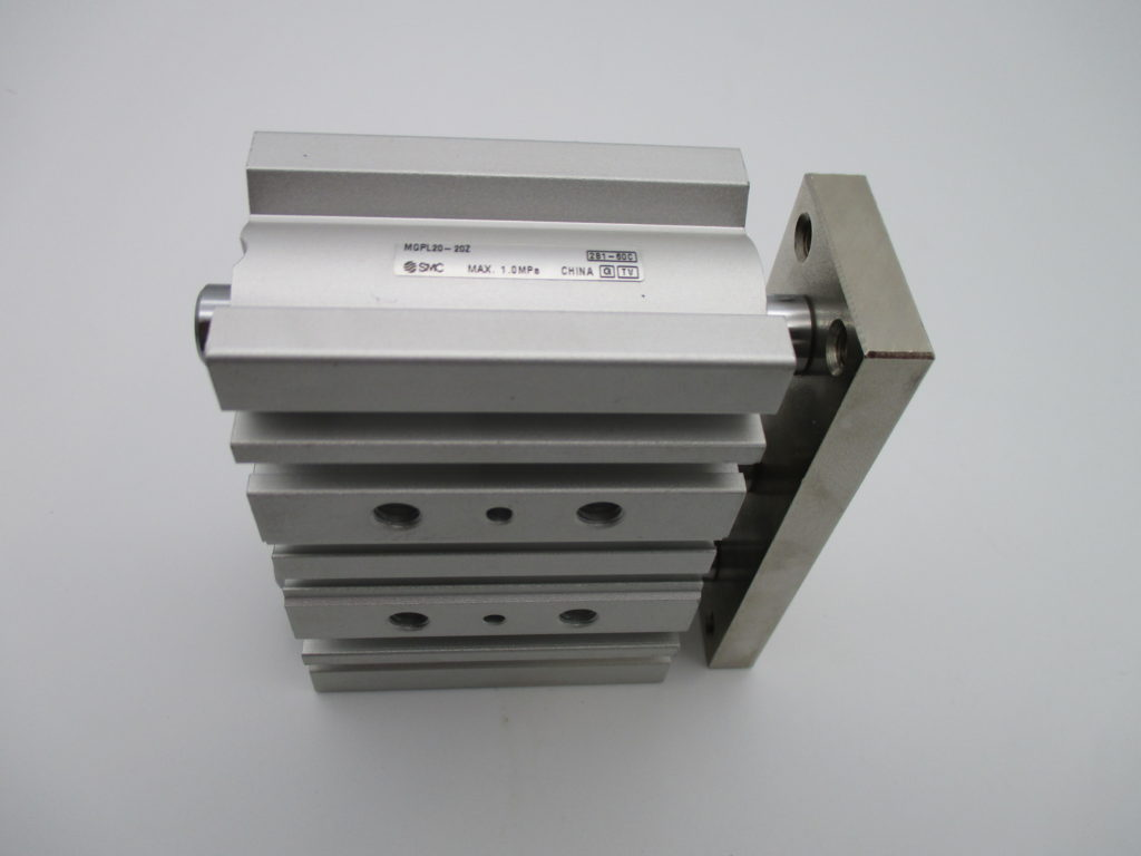 ガイド付薄型シリンダー - [MGPL20-20Z]イメージ