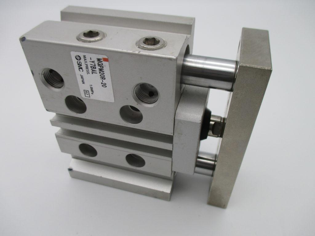 ガイド付薄型シリンダー - [MGPM20R-20-Y7BAL]イメージ