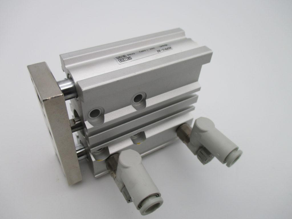ガイド付薄型シリンダー - [MGPM12-30Z-M9BL]イメージ