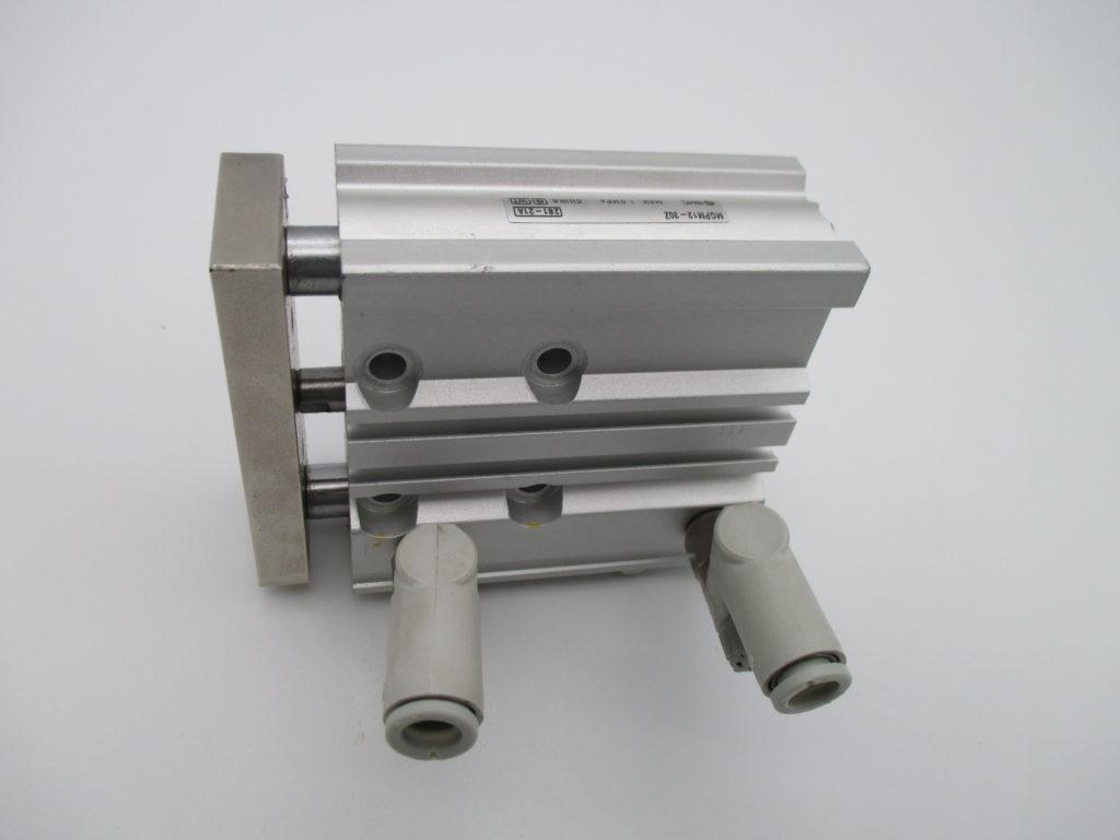 ガイド付薄型シリンダー - [MGPM12-30Z]イメージ