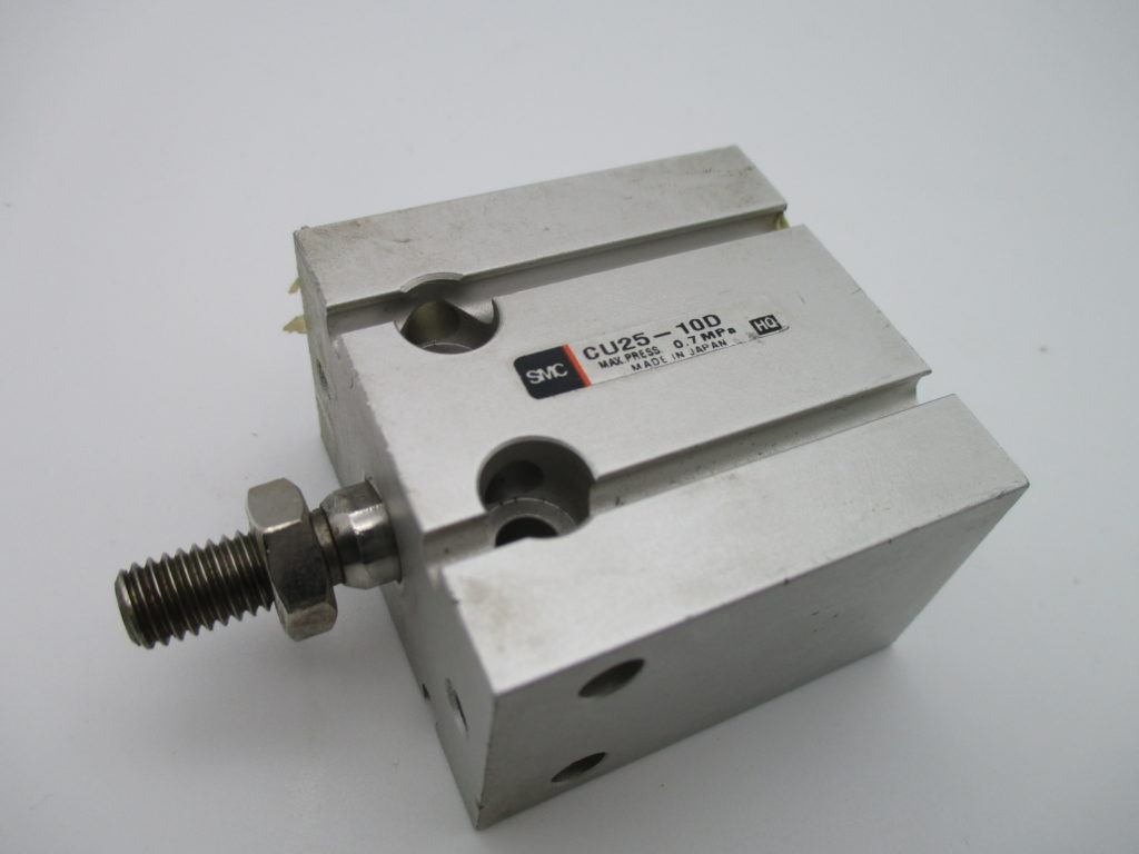 薄型シリンダー - [CU25-10D]イメージ