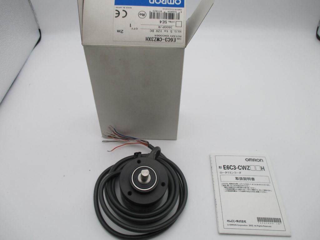 ロータリーエンコーダー - [E6C3-CWZ3HX]イメージ