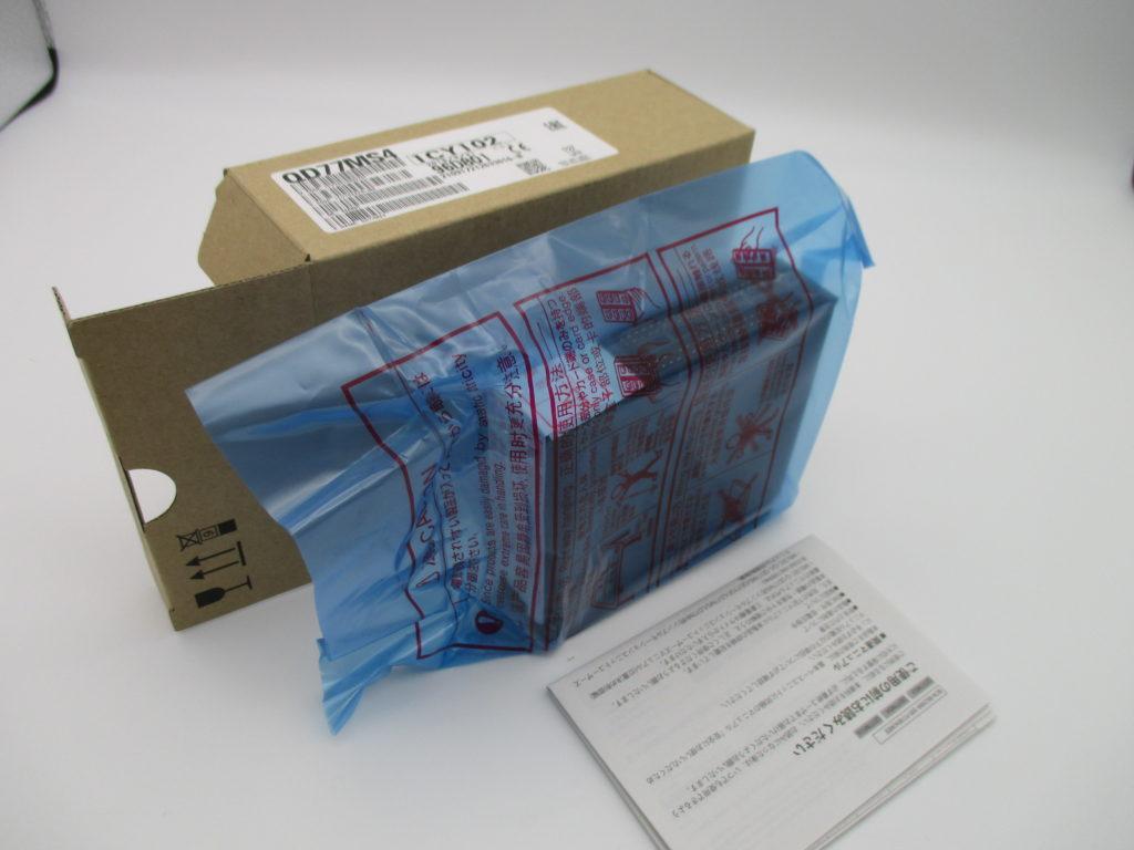 シンプルモーションユニット - [QD77MS4]イメージ