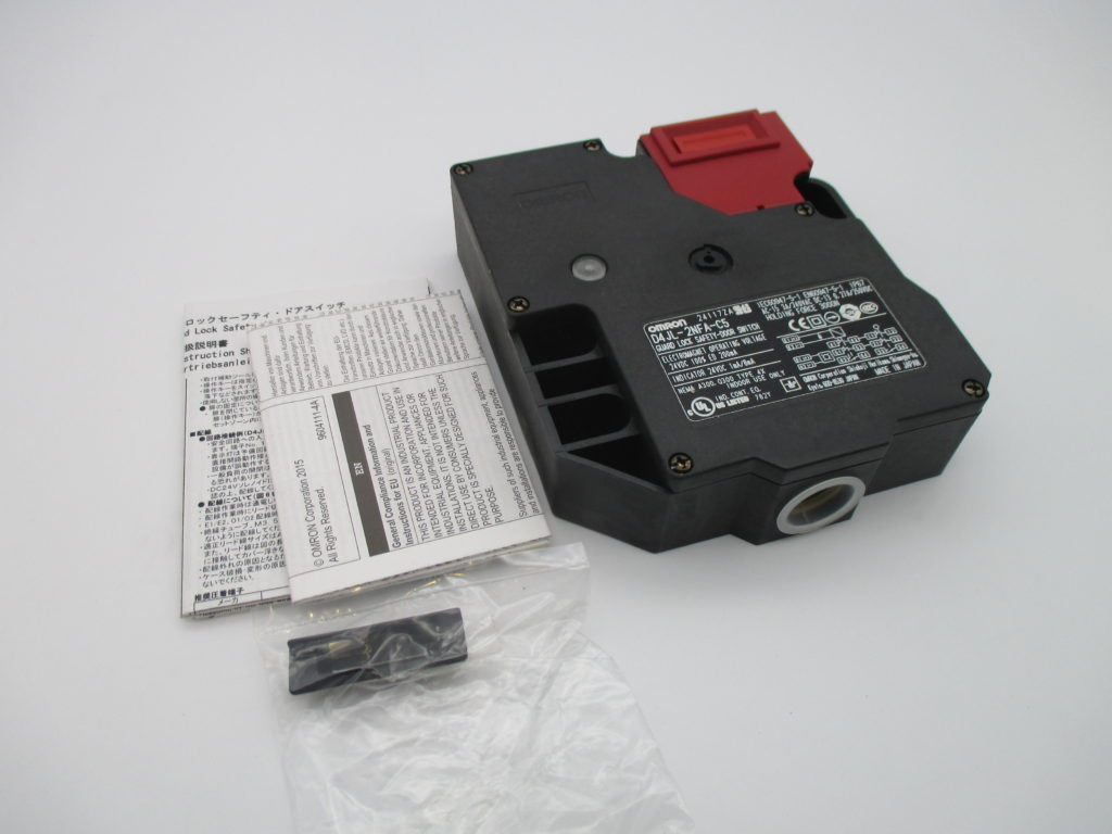 電磁ロックセーフティードアスイッチ - [D4JL-2NFA-C5]イメージ