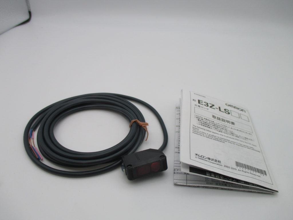 距離設定形光電センサ - [E3Z-LS61]イメージ