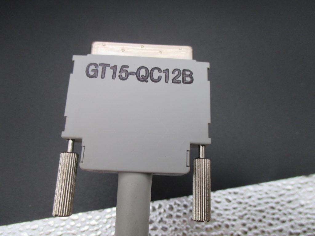 QCPU(Qモード)用バス接続ケーブル - [GT15-QC12B]イメージ2