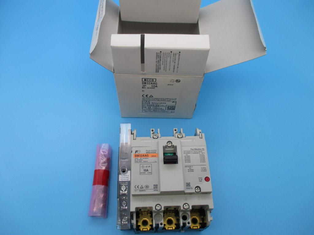 汎用一般配線用オートブレーカ - [BW32AAG-3P010WA]イメージ