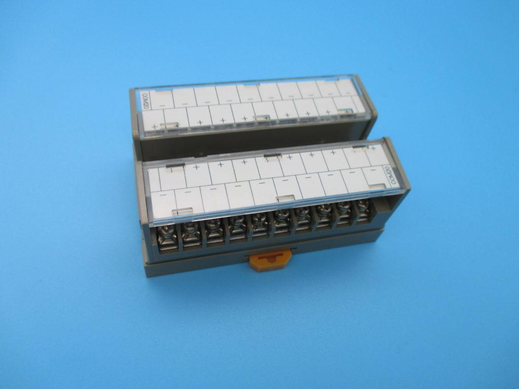 コモン端子台 - [PCN-COM202(2個)]イメージ