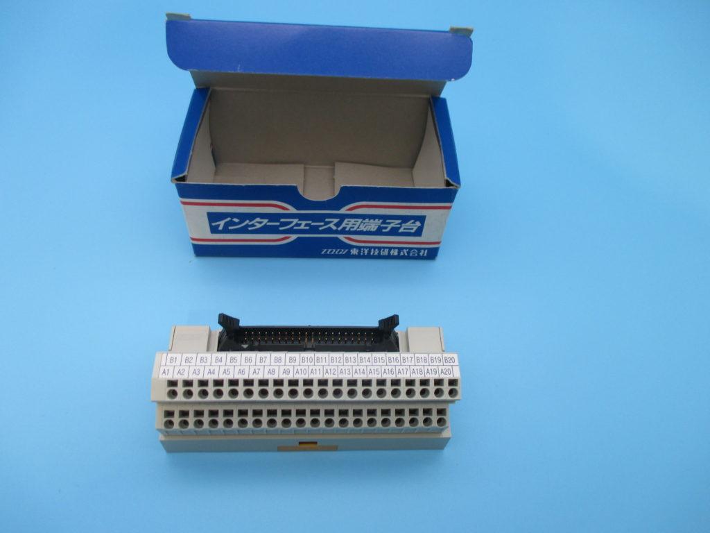 インターフェース端子台 - [PCV5-1H402(4個)]イメージ