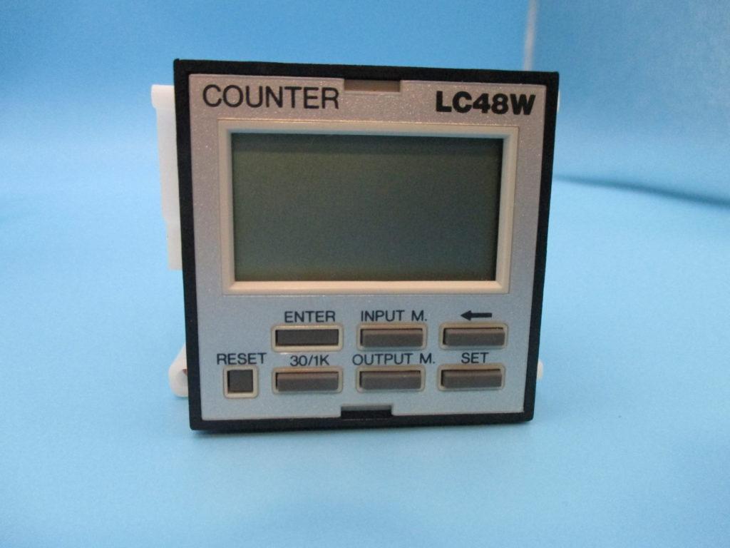 2段プリセット電子カウンタ - [LC48W-T6B-24-240V]イメージ2