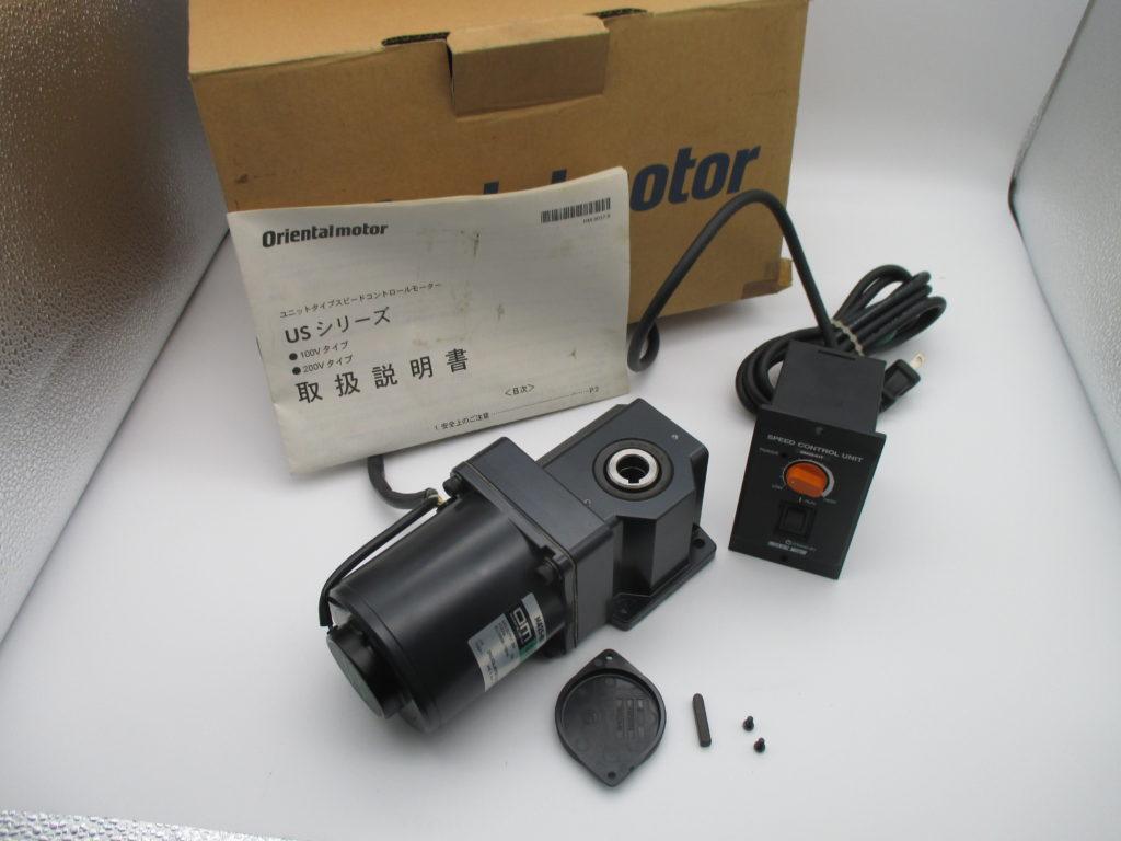 ユニットタイプスピードコントロールモーター - [US425-401]イメージ