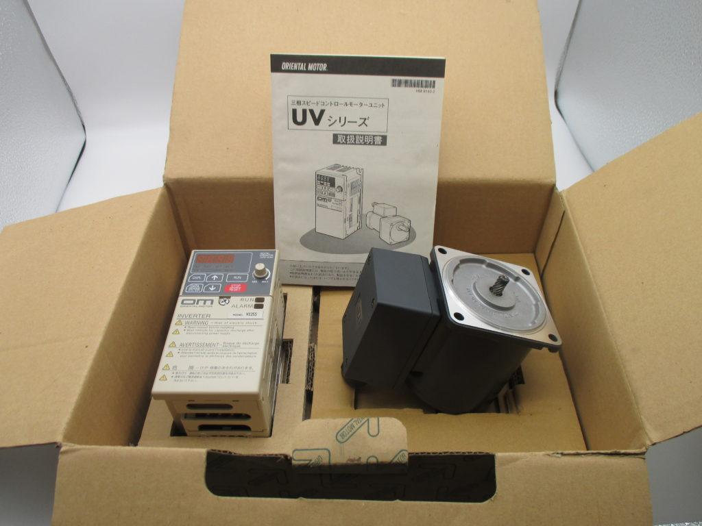 三相スピードコントローラーユニット - [UV425ST-GN]イメージ