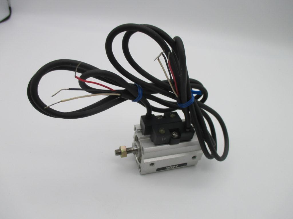 ジグシリンダー - [JDAS20×25-B-Z0ZB154A2]イメージ