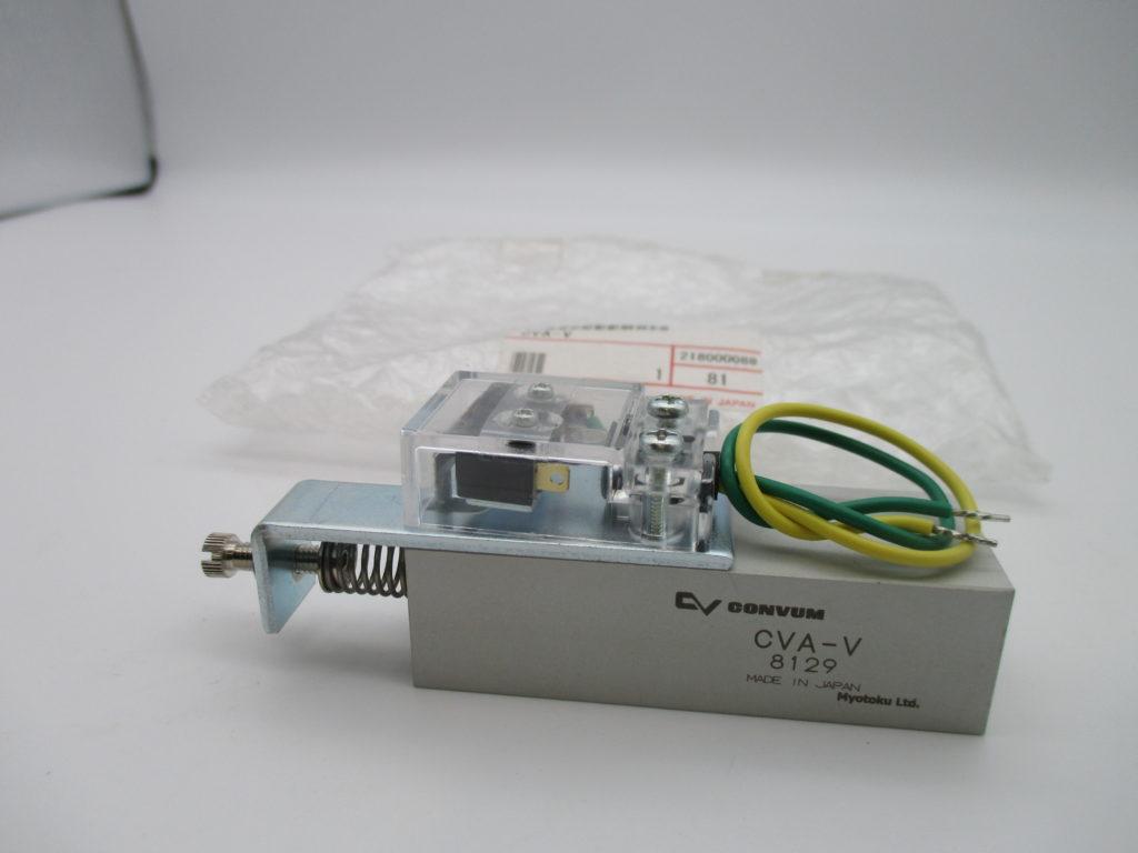 機械式圧力スイッチ - [CVA-V]イメージ