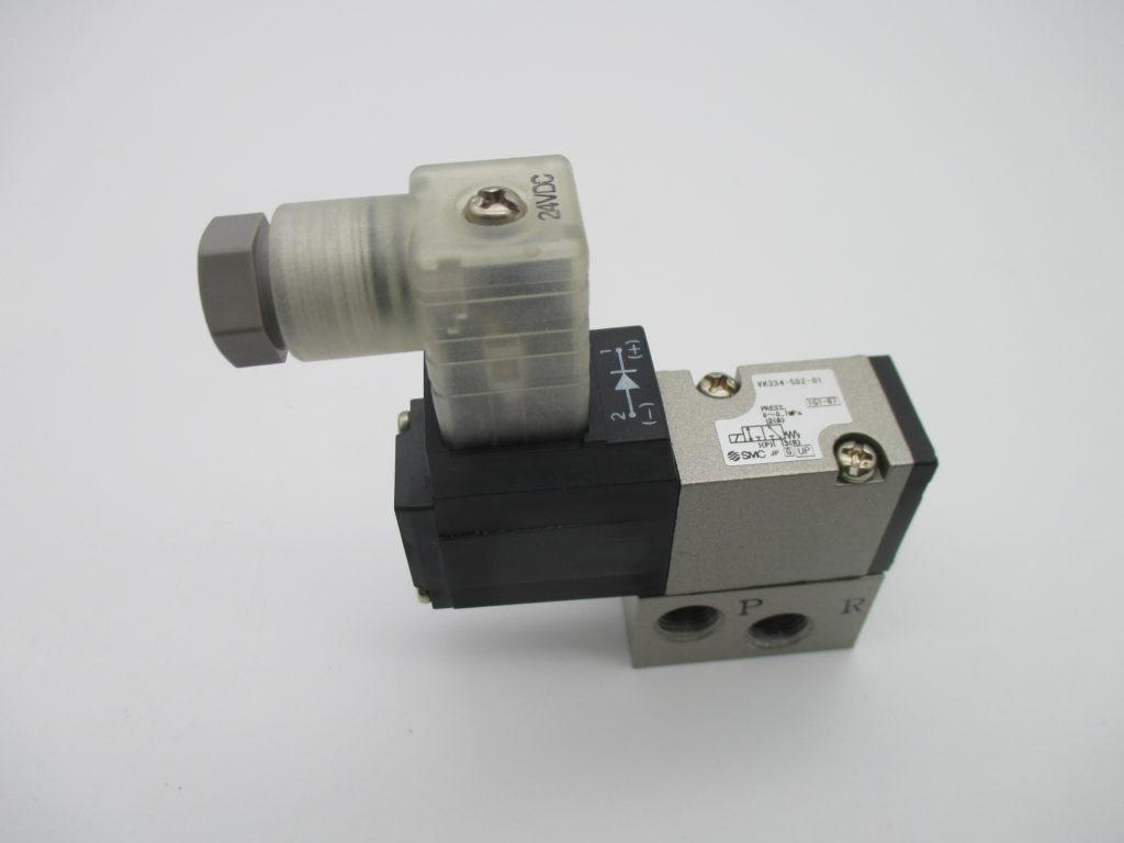 3ポートソレノイドバルブ - [VK334-5DZ-01]イメージ