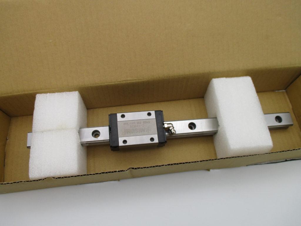 重荷重用リニアガイド - [C-SXR28-400]イメージ