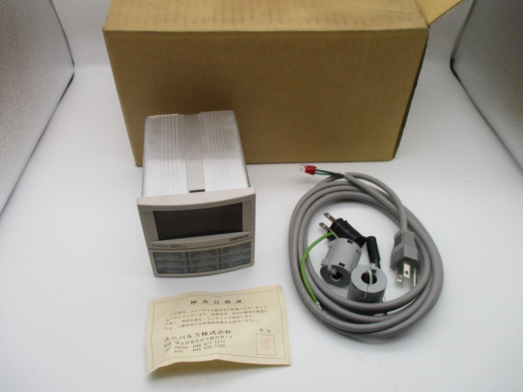 ロードセル用表示器 - [F340A]イメージ