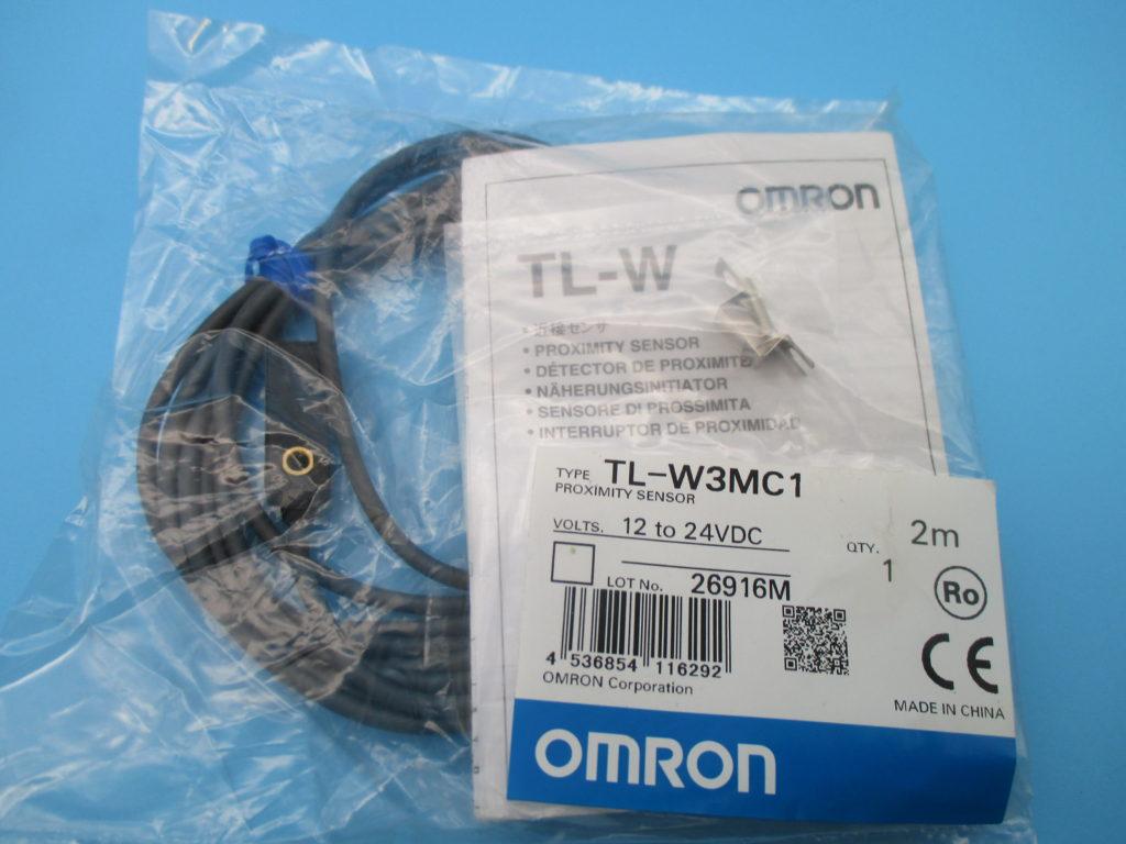 フラットタイプ近接センサ - [TL-W3MC1]イメージ