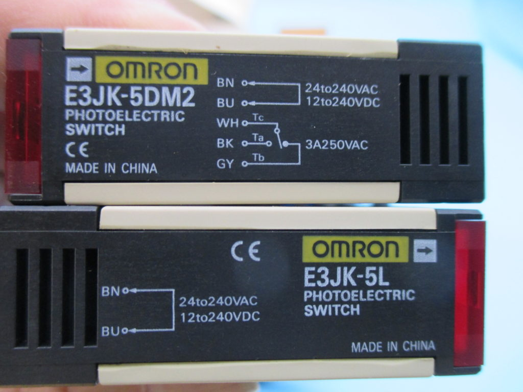 AC/DC電源フリータイプ 光電センサ - [E3JK-5M2(3個)]イメージ2