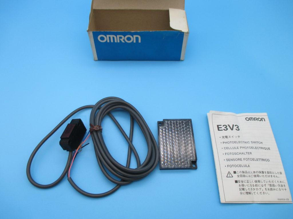 アンプ内臓光電スイッチ - [E3V3-R61(4個)]イメージ