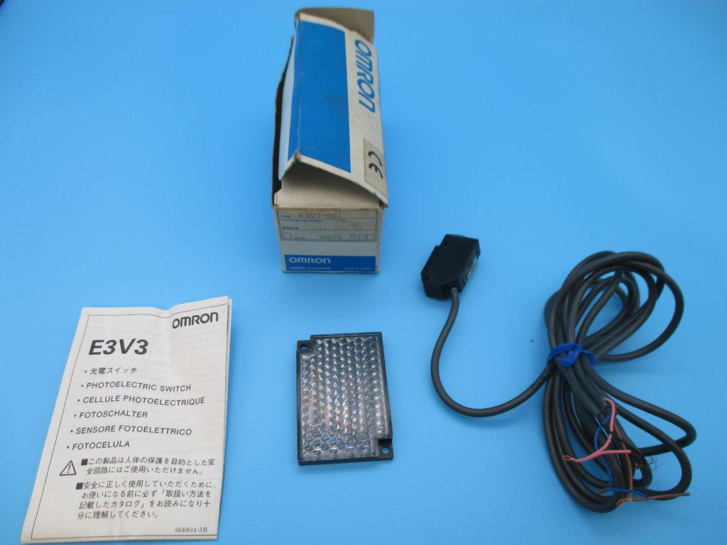アンプ内臓光電スイッチ - [E3V3-R61]イメージ