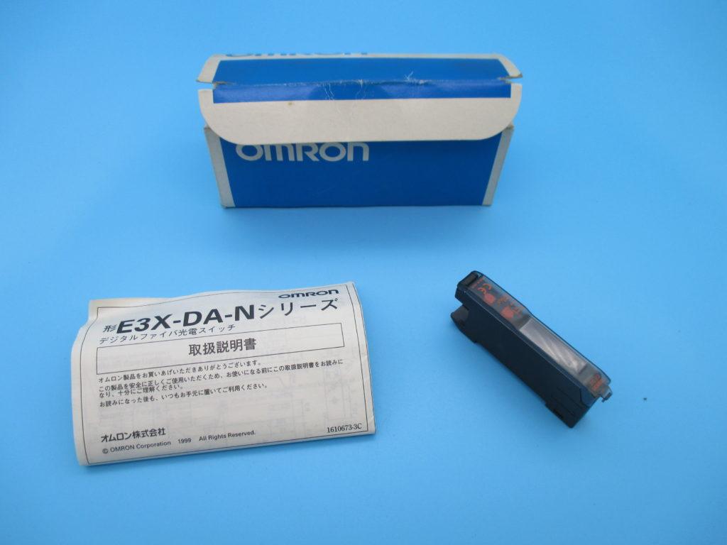 デジタルファイバアンプ - [E3X-DA6(2個)]イメージ