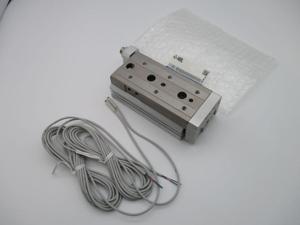 エアスライドテーブル - [MXQ20L-50AT-M9BL]イメージ