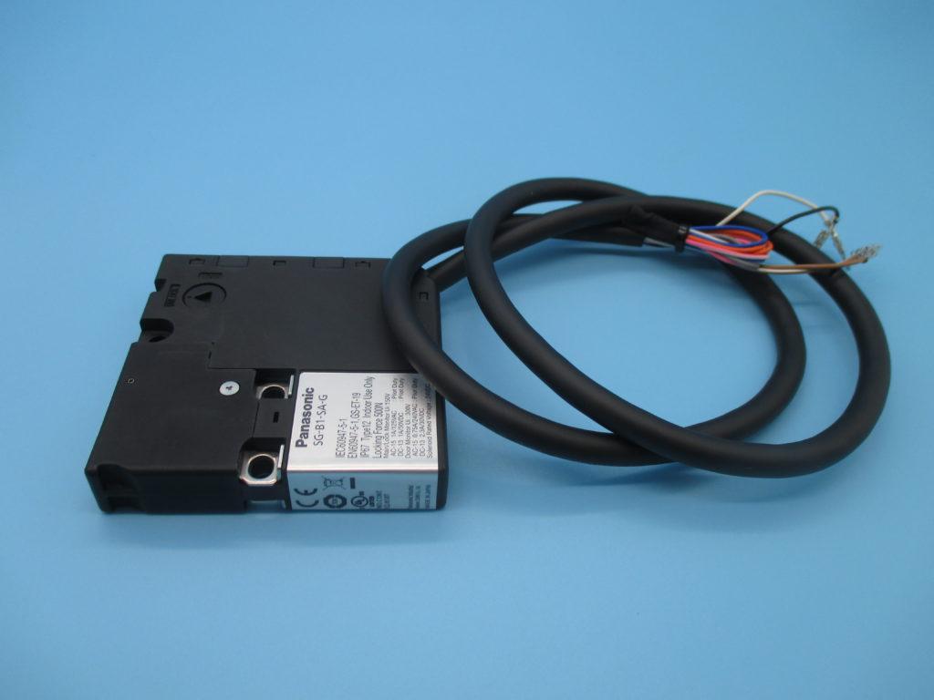 超薄型電磁ロック付セーフティドアスイッチ - [SG-B1-SA-G]イメージ