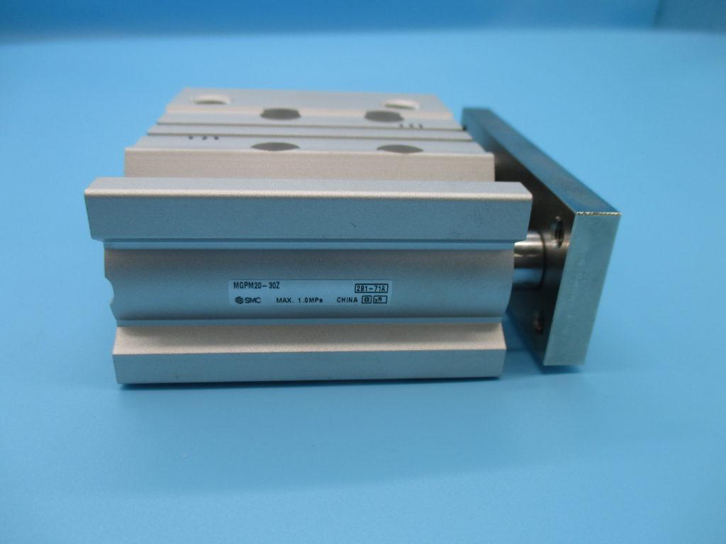 ガイド付薄型シリンダ - [MGPM20-30Z-M9BL]イメージ