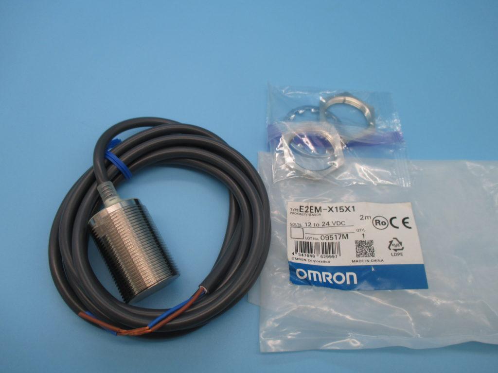 近接センサー - [E2EM-X15X1]イメージ