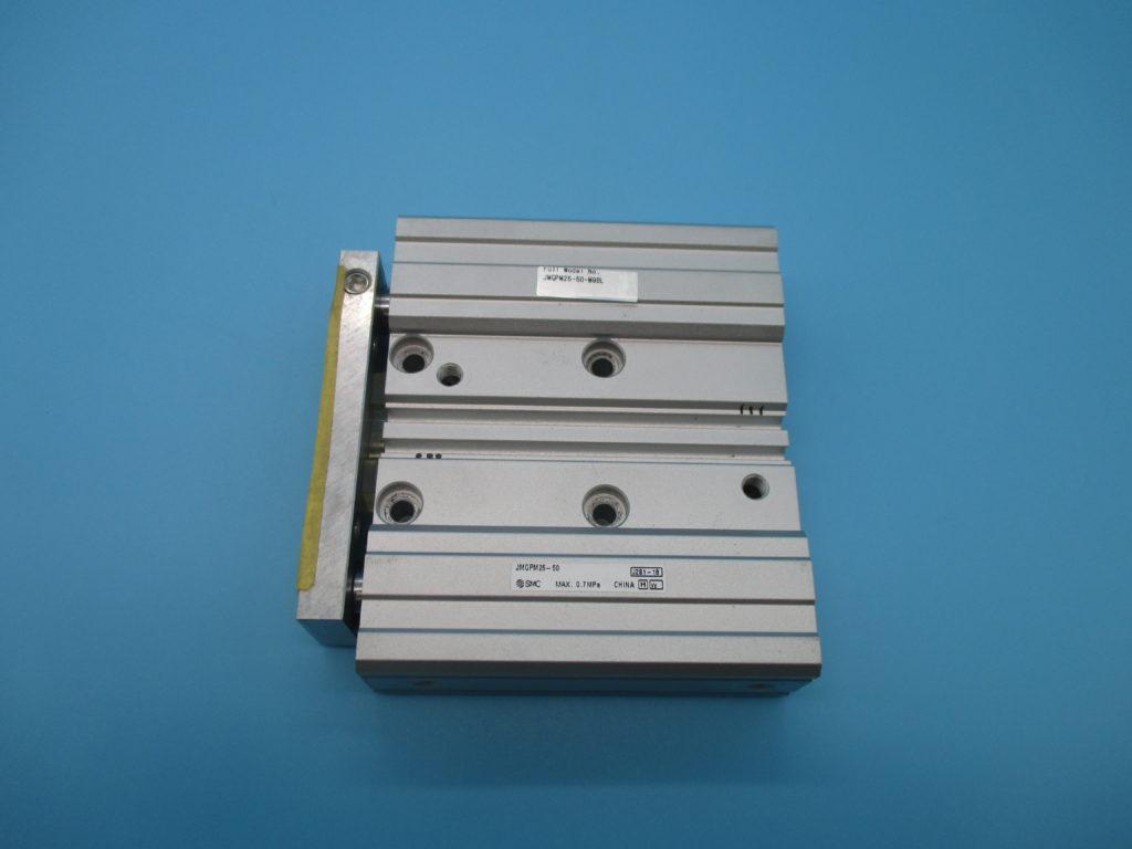 ガイド付薄型シリンダ - [JMGPM25-50-M9BL]イメージ